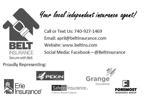 Belt Insurance Ad bw
