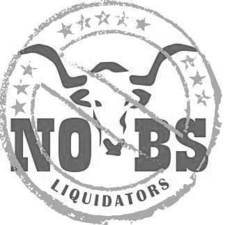 No BS Liquidators bw