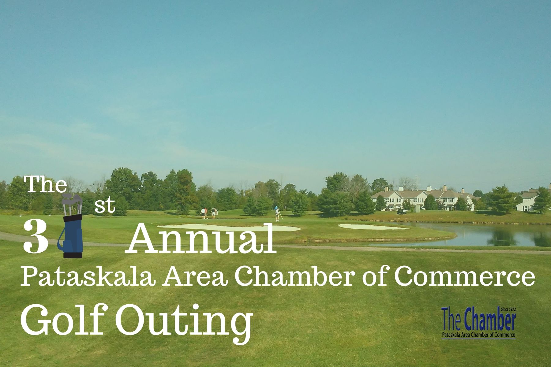 2020 Golf Outing Logo