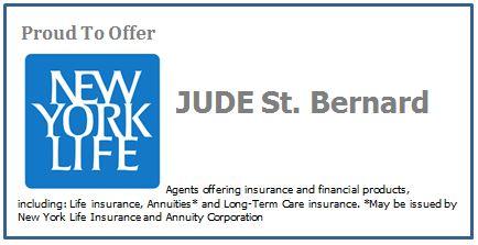 NY Life Jude St. Bernard
