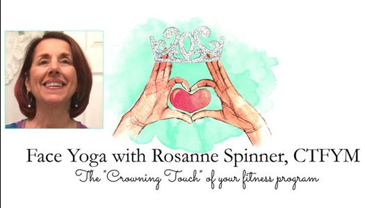 Face Yoga with Rosanne Spinner