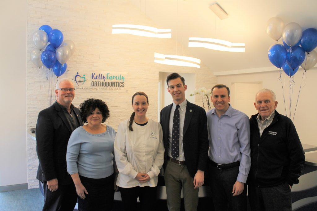 kelly family ortho grand RE opening