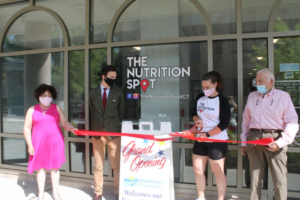 The Nutrition spot Grand-Opening