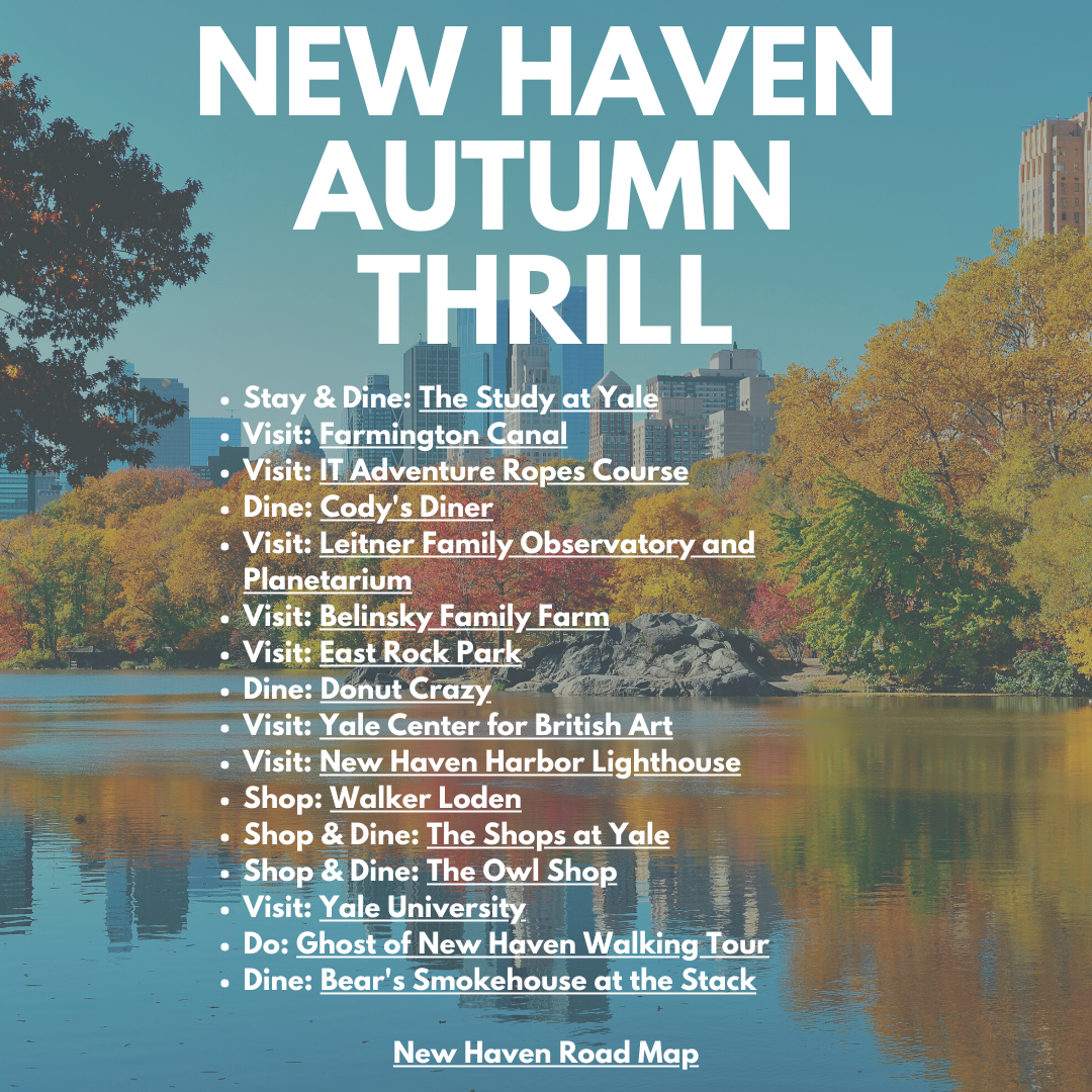New Haven Autumn Thrill