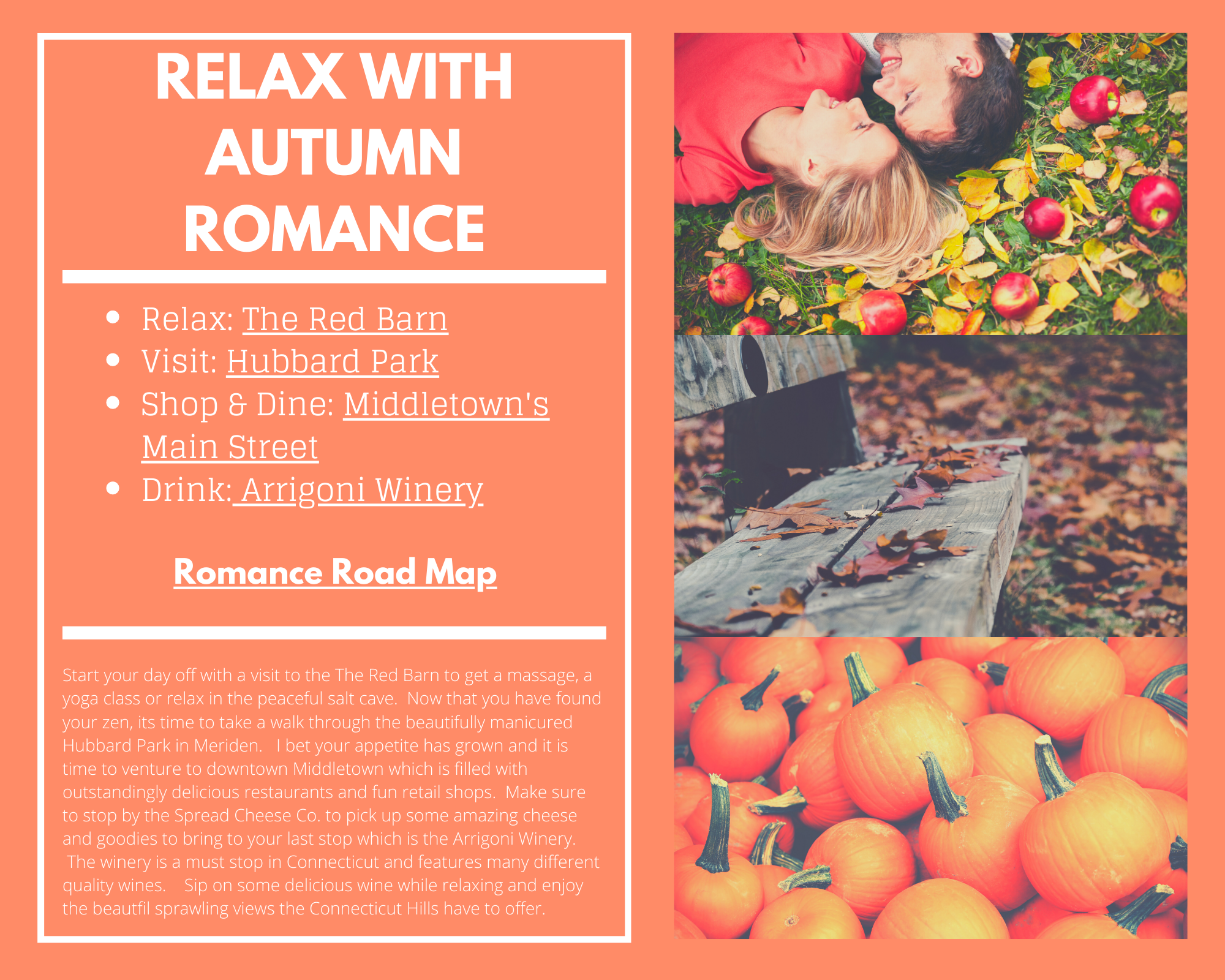 Relax with Autumn Romance