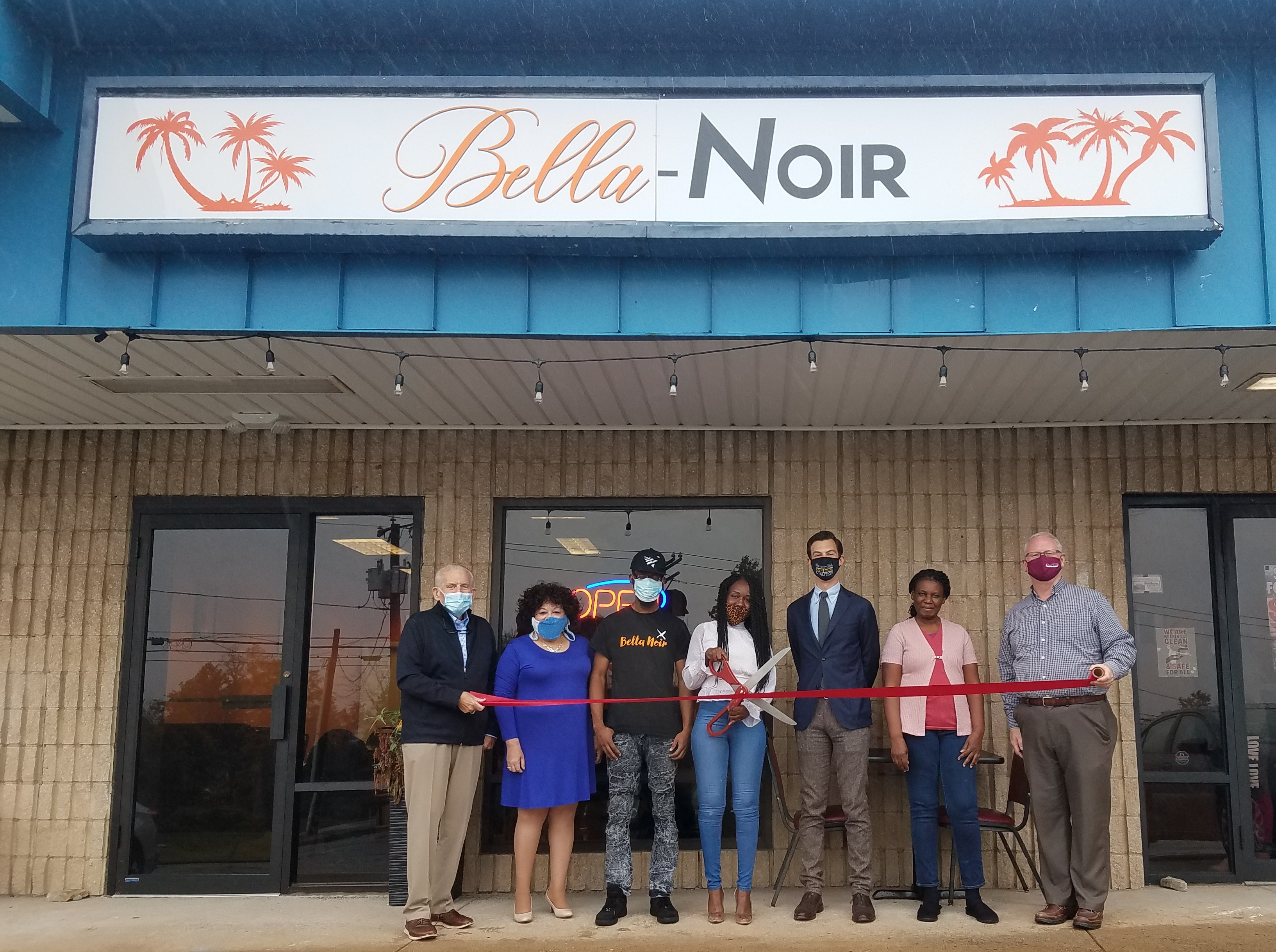 Bella Noir Caribbean Restaurant