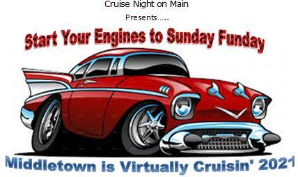 Cruise night logo 2021