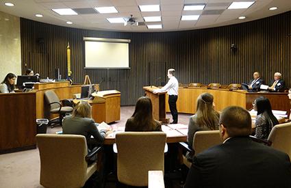 High School Mock Trial