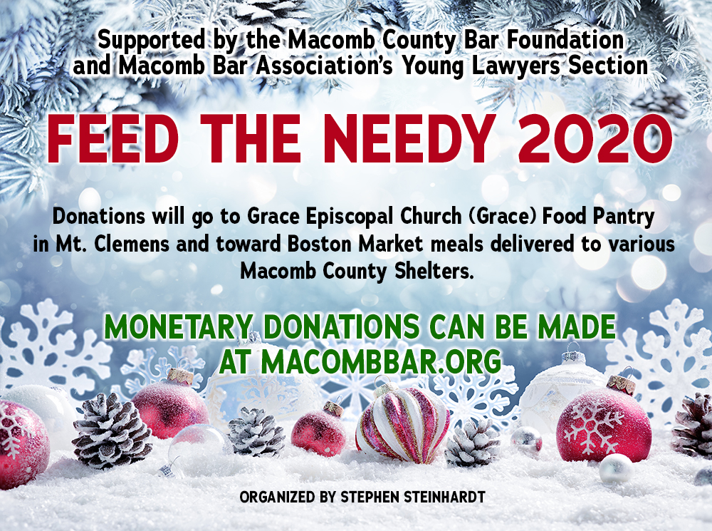 FEED THE NEEDY 2020