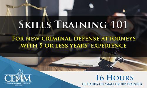 Skills Training 101 2021