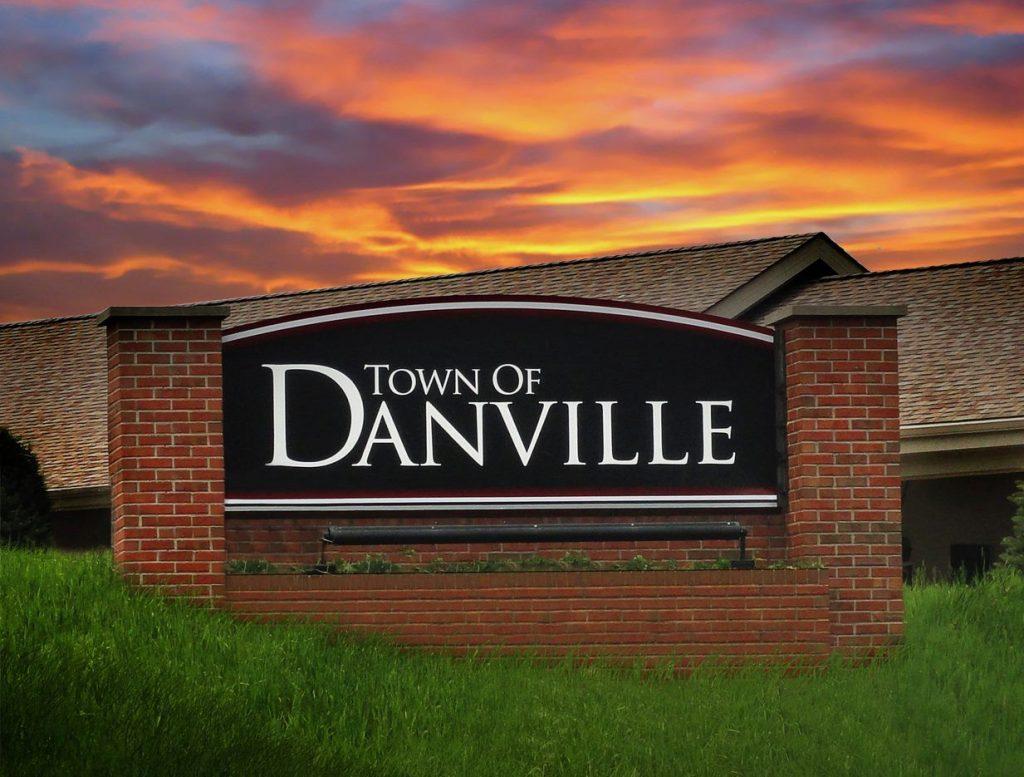 Danville Sign