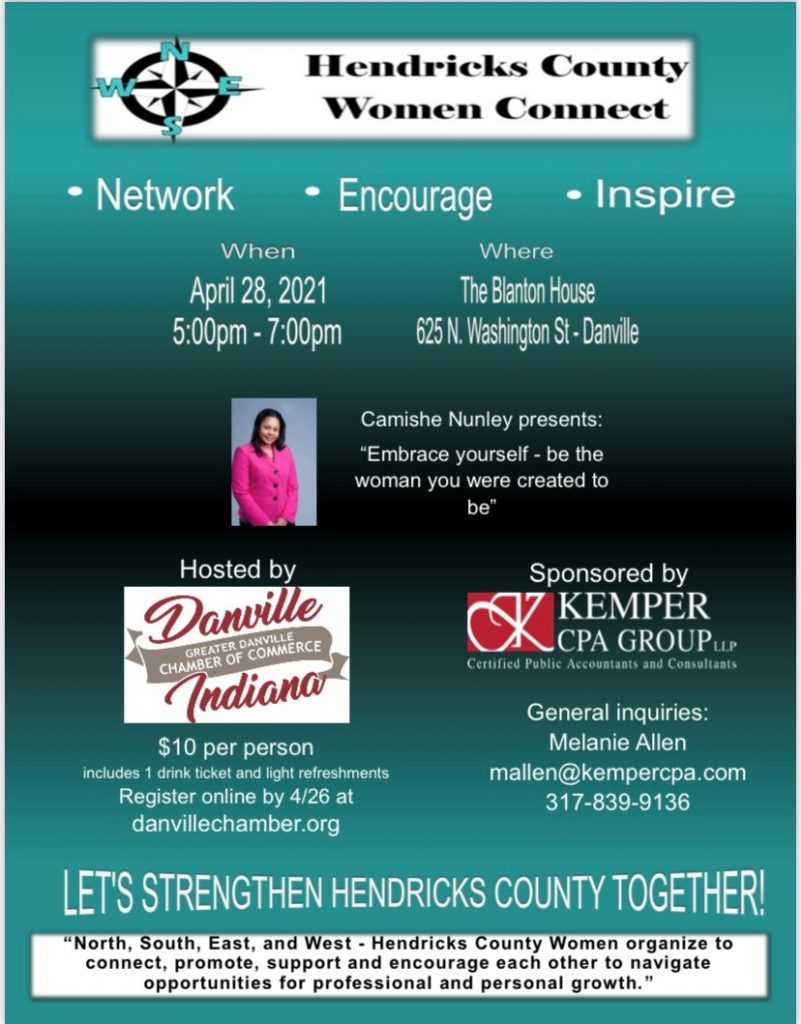 Hendricks County Womens Connect