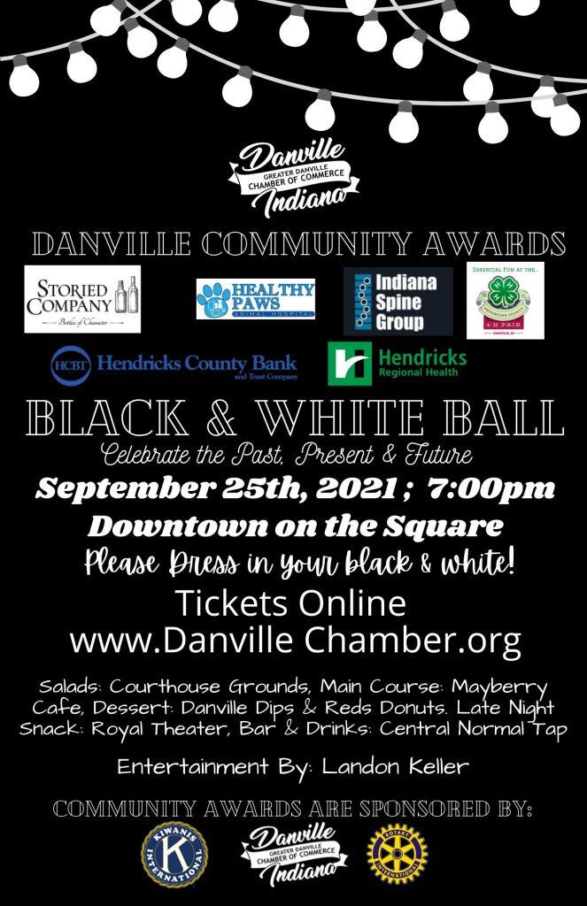 Community Awards Flyer 2021