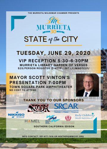 Murrieta State of the City