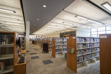 Oak Creek Library inside image