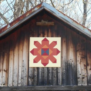 Colton Barn Quilt