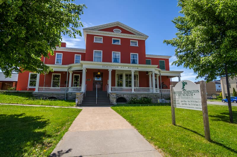 ogdensburg-remington-museum