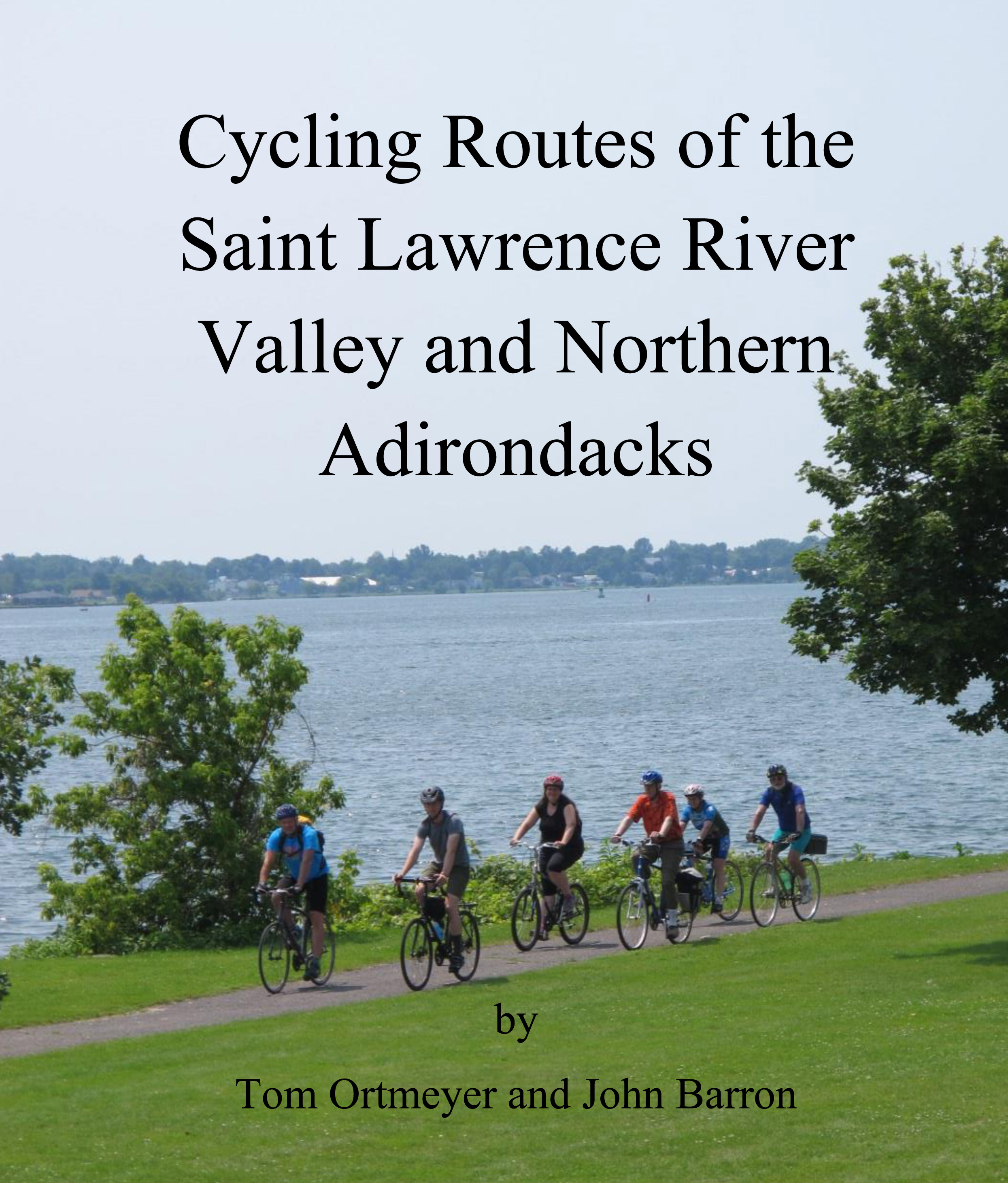 Cycling Routes of the Saint Lawrence River Valley and Northern Adirondacks-1