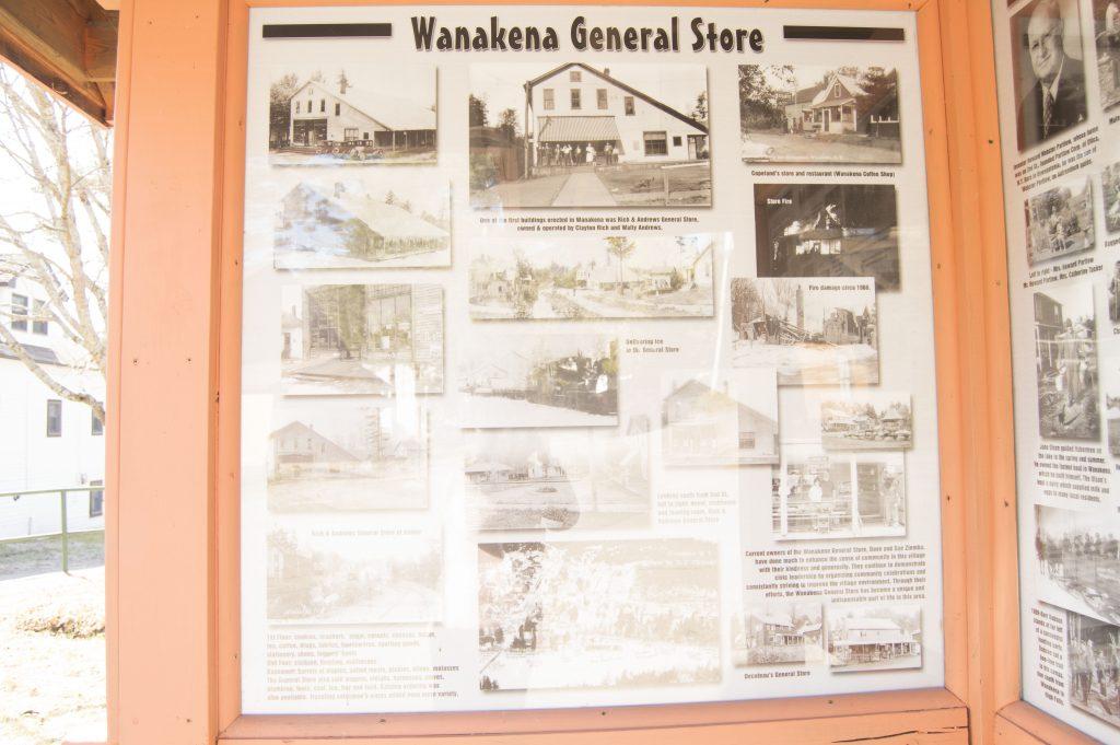 Wanakena Kiosk_General Store