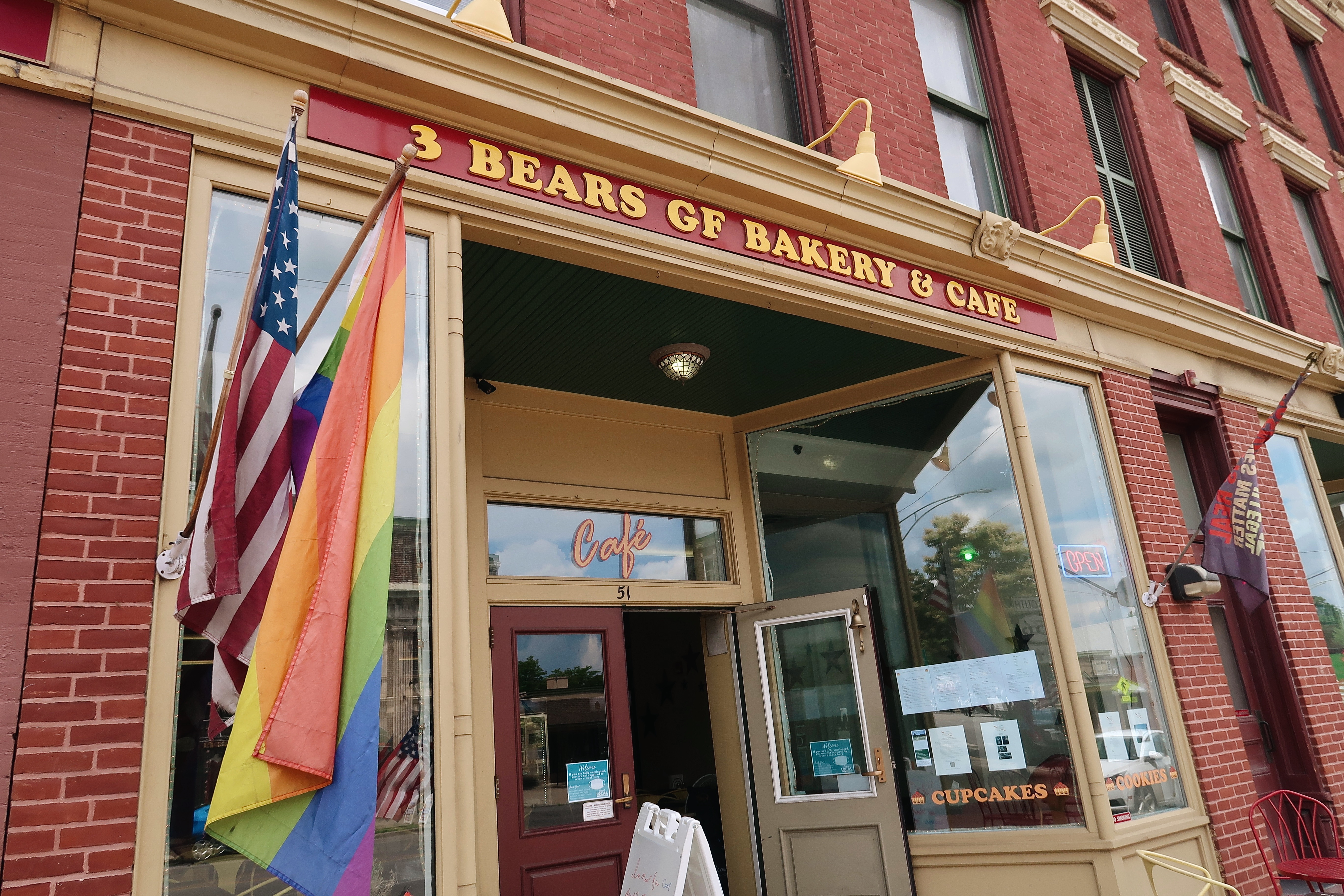 3 Bears Gluten Free Bakery