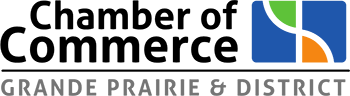 Grande Prairie Chamber of Commerce logo