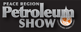 Peace Region Petroleum Show logo
