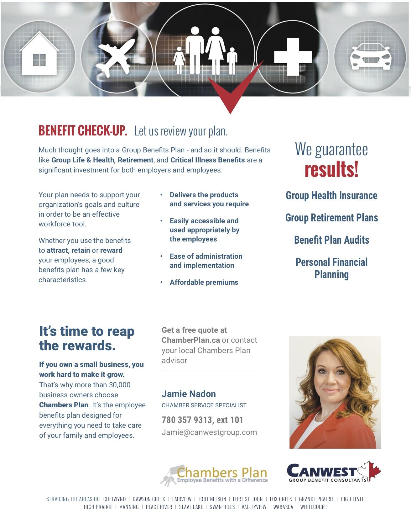 Chamber Group Insurance Plan - Grande Prairie & District ...