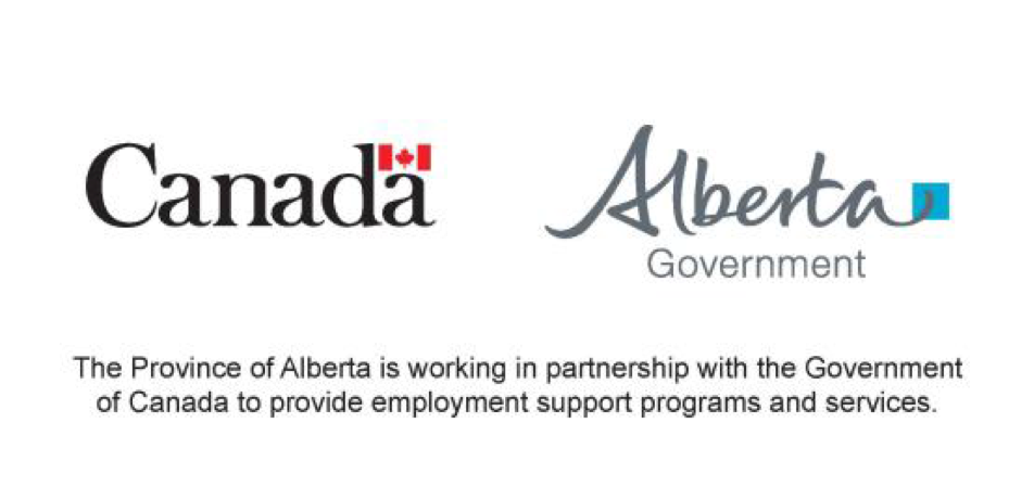 Alberta Canada logo with wording