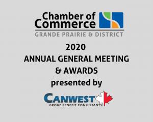 2020 ANNUAL GENERAL MEETING & AWARDS logo