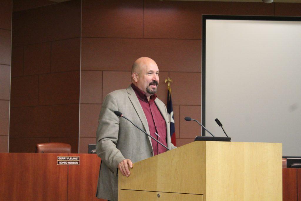 DR. JOSE LUIS CAVAZOS, HCISD