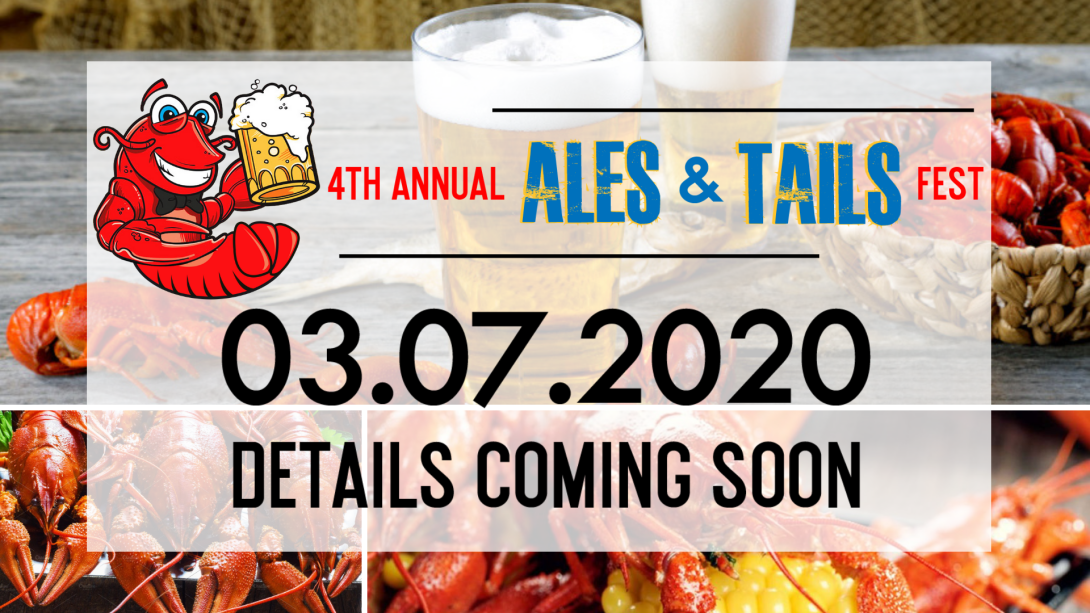 Ales & Tales 3/7/20 details coming soon