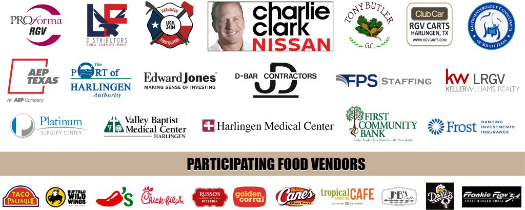Golf Tournament Sponsors