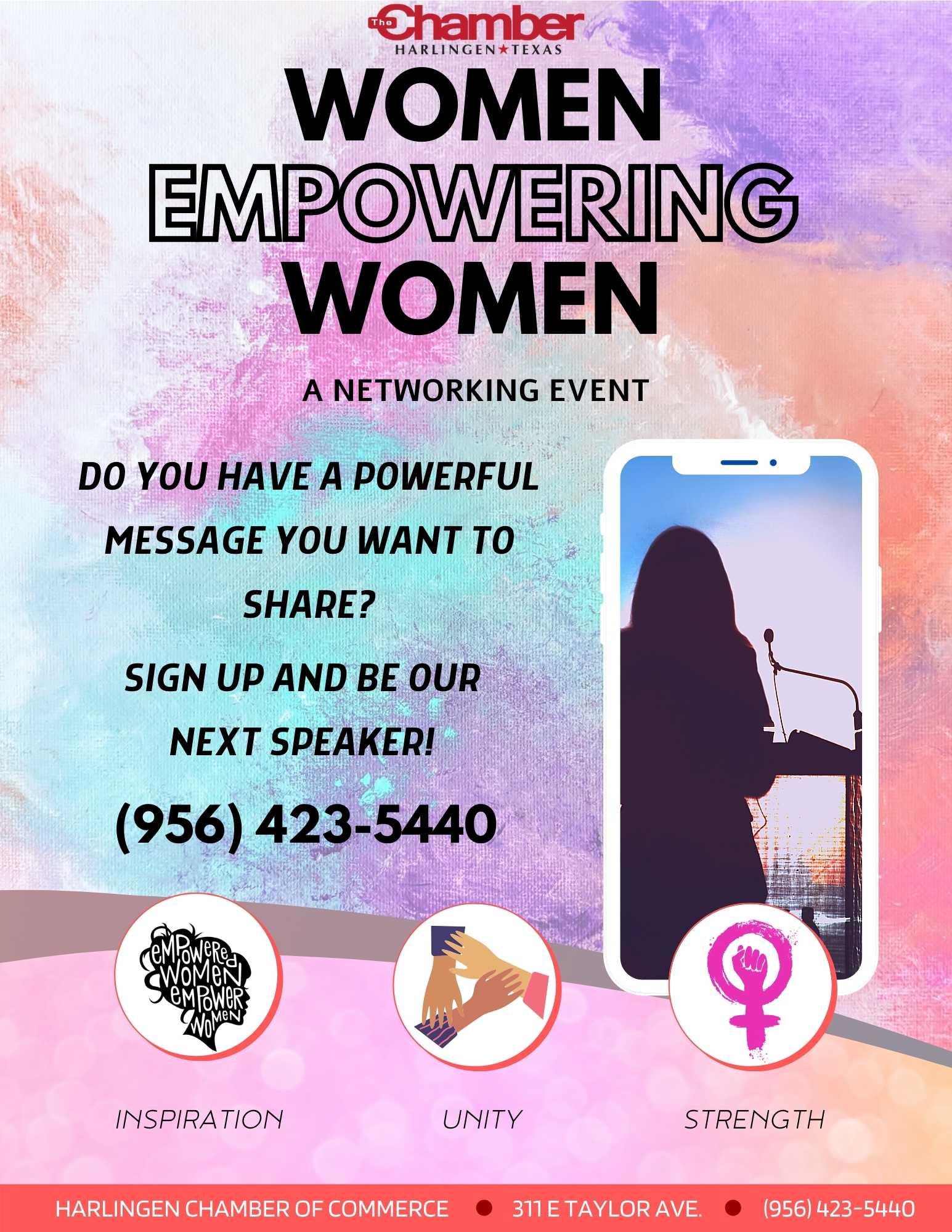 Copy of Women Empowering Women