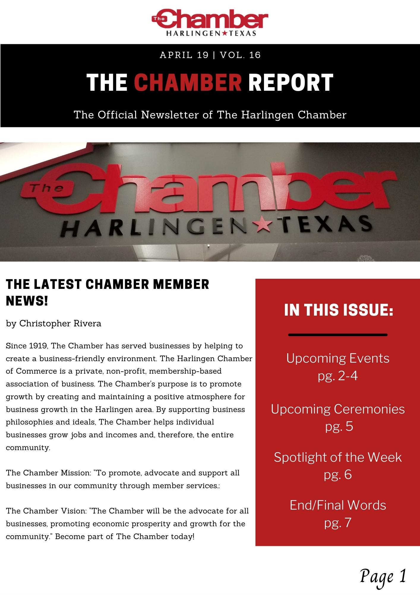 Newsletter1 4.20