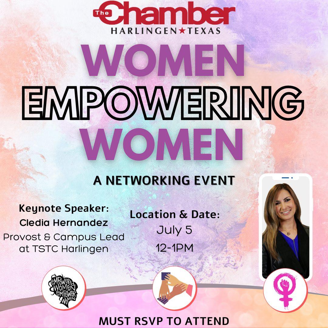 Women Empowering Women: Cledia Hernandez - TSTC Harlingen