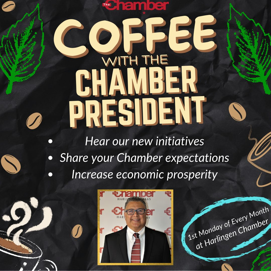 Coffee with the Chamber President