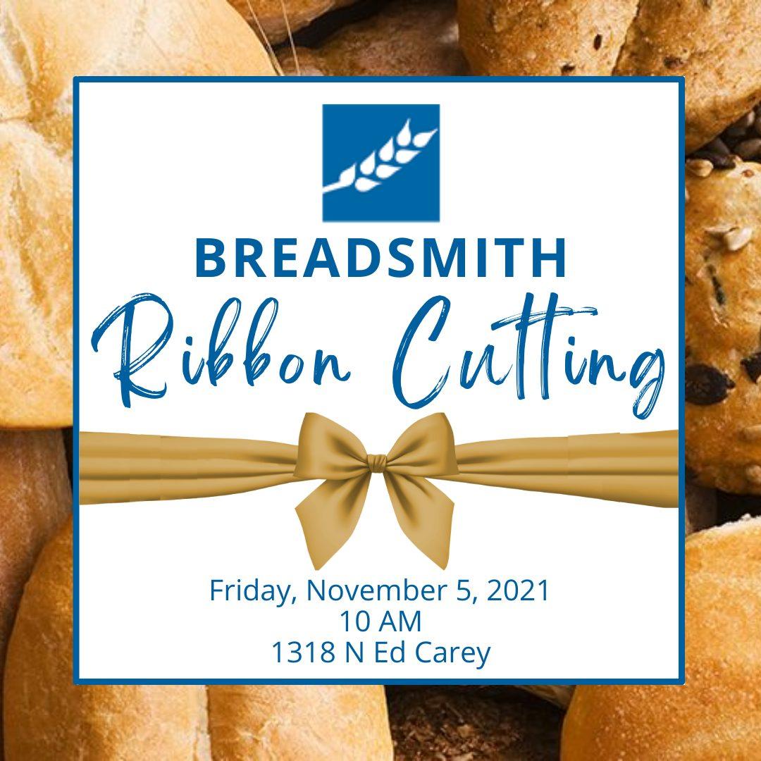 Breadsmith Ribbon Cutting