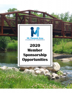 2020 Sponsorship Opportunities Cover page