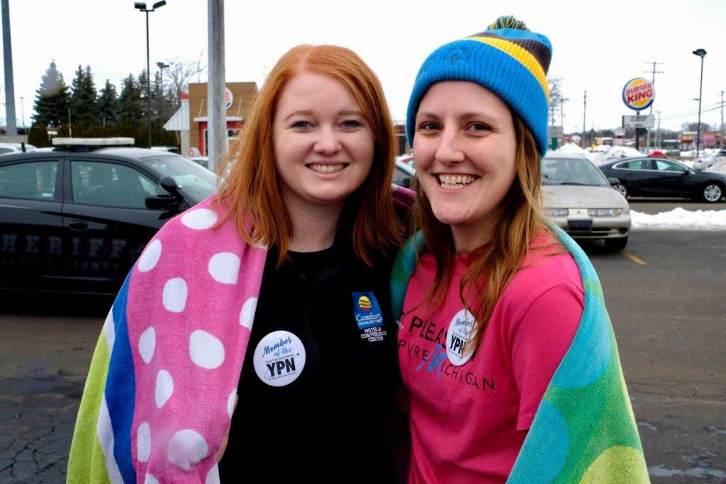 Team YPN | Special Olympics Polar Plunge 2019