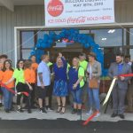 Bull Dog Liquidator Ribbon Cutting