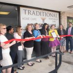 Traditional Home Care Ribbon Cutting