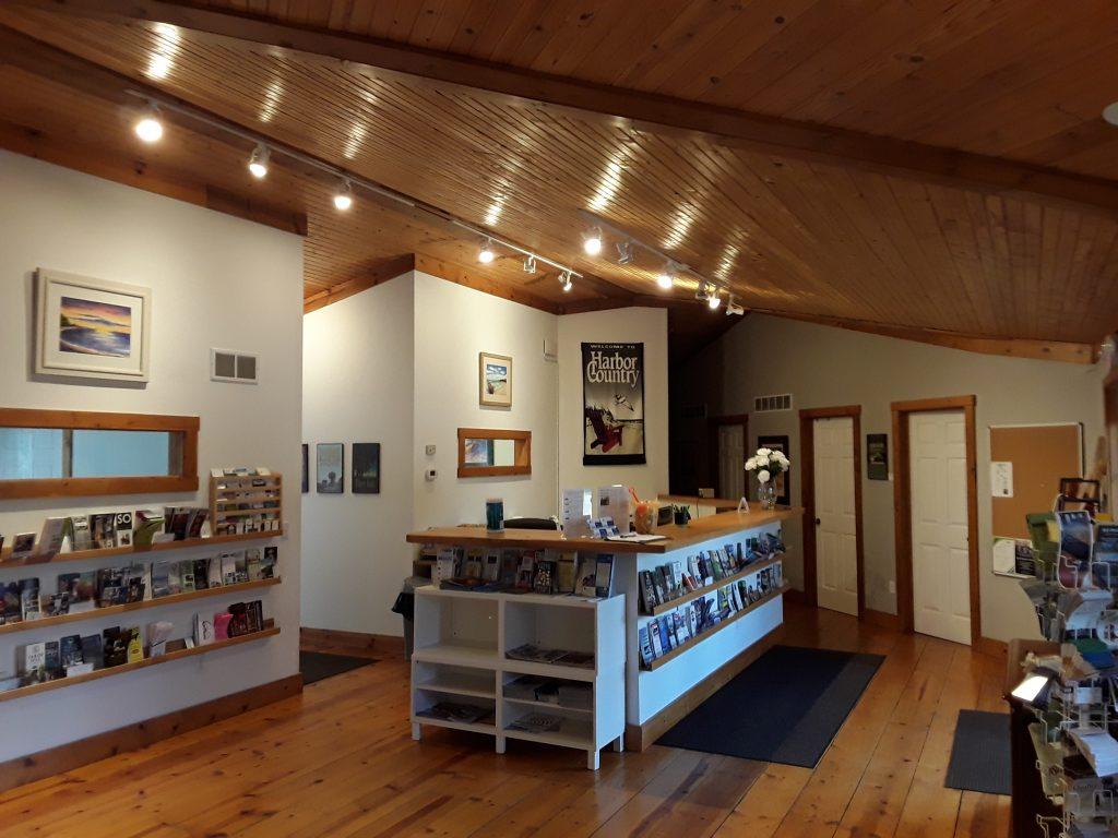 Harbor Country Michigan Visitors Center 3