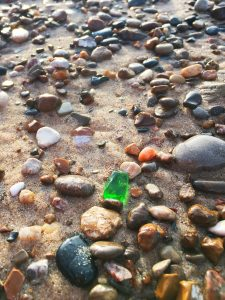 Beach glass 2