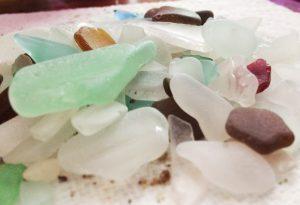 Beach glass 3