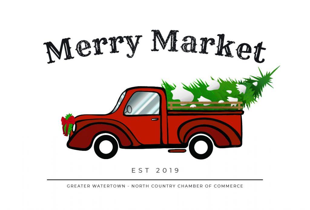 Merry Market Logo