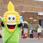Cornfest Mascot