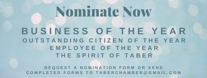 Nominate Now!