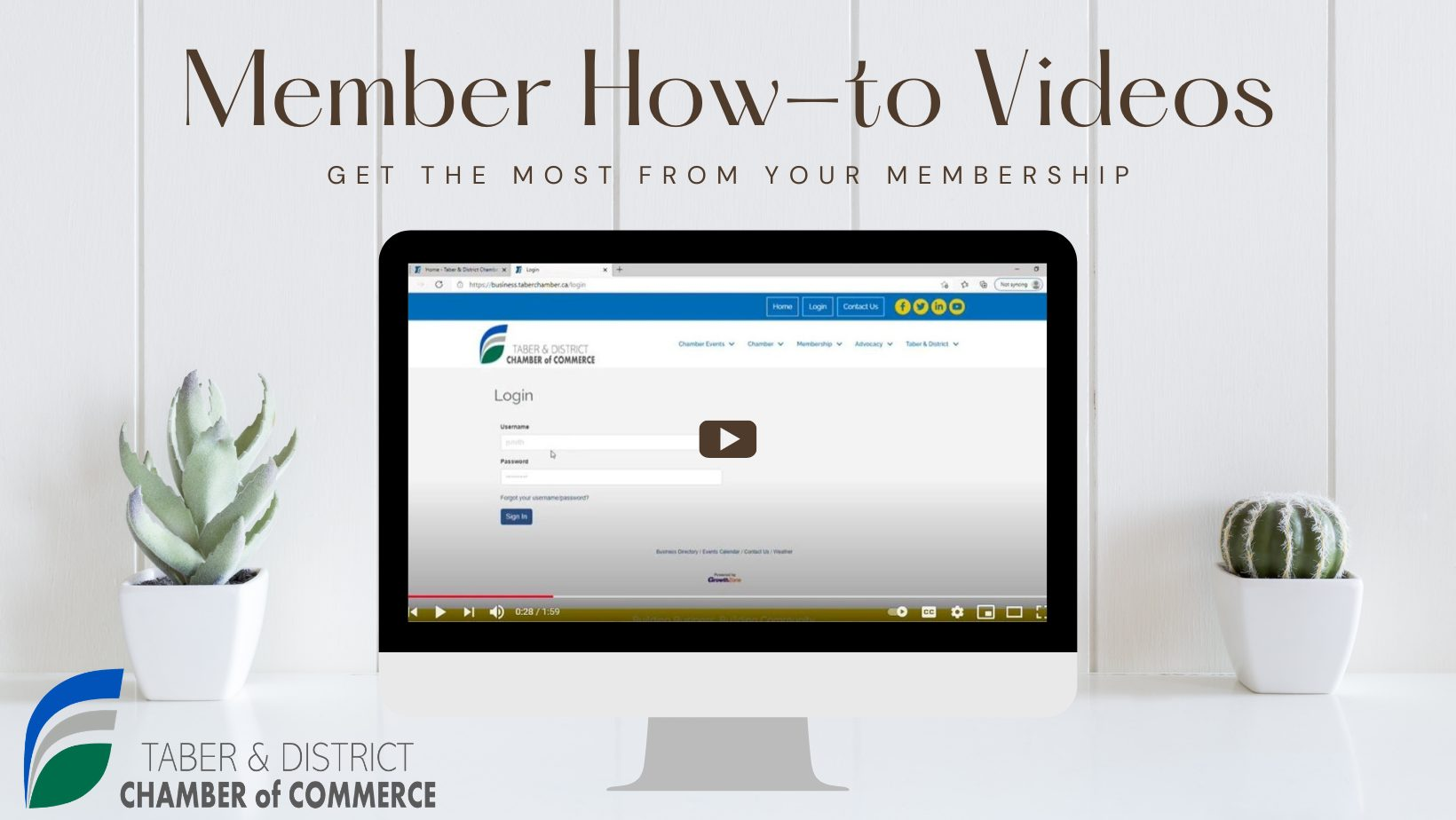 Member How-to's