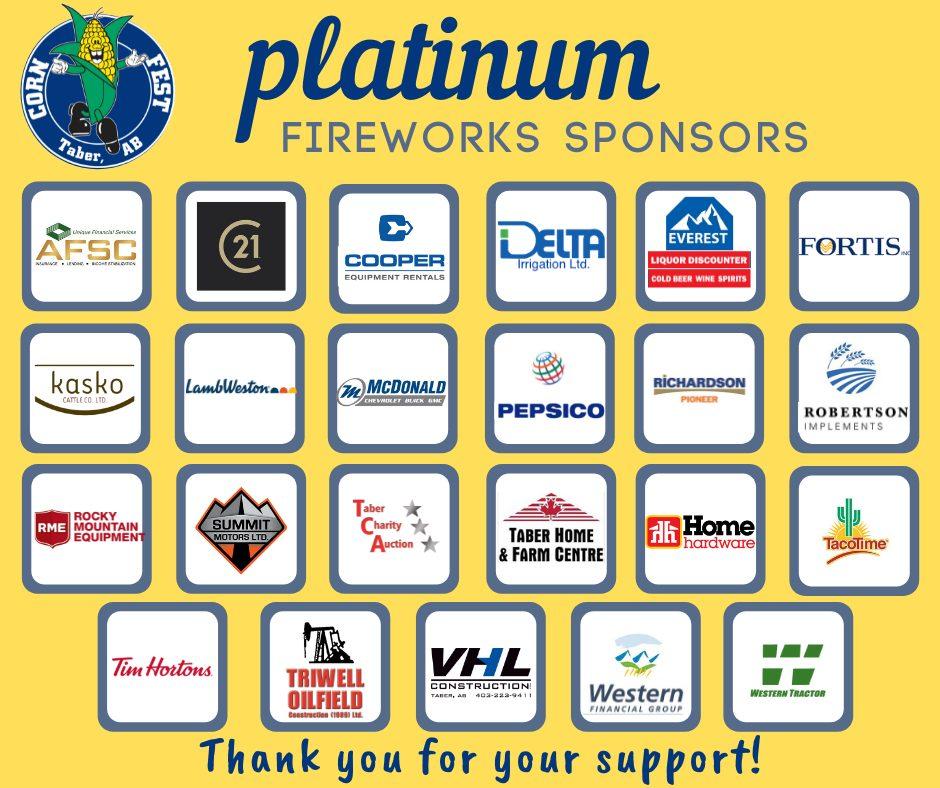 Platinum Sponsors 2021