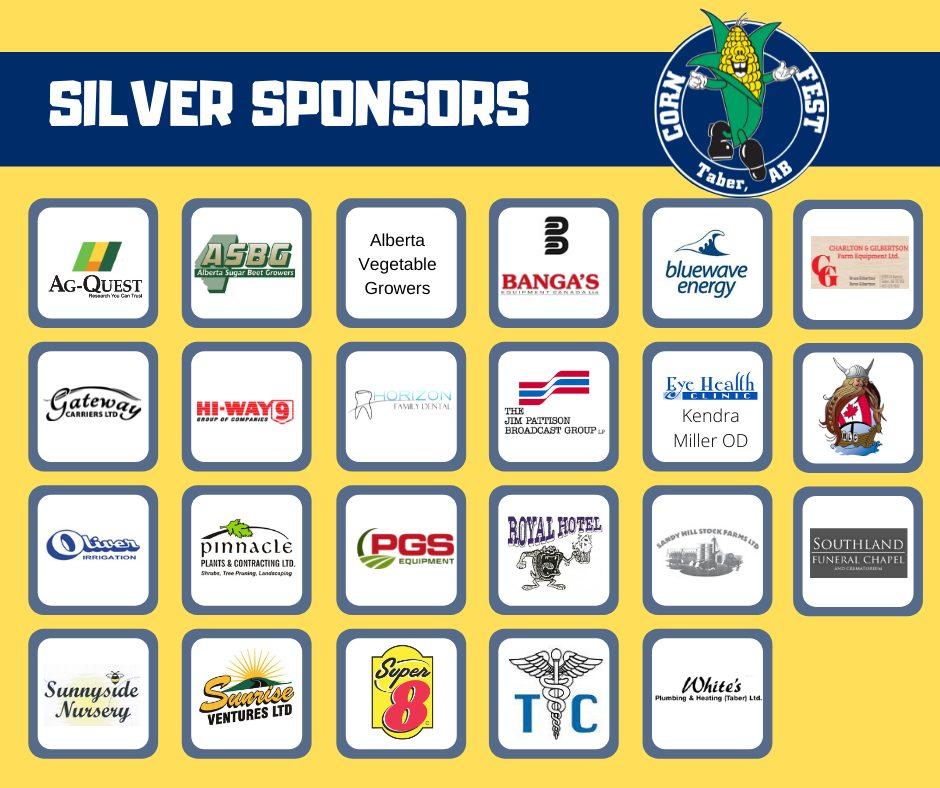 Silver Sponsors 2021B